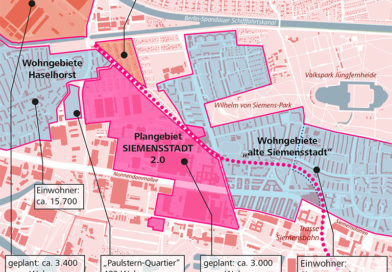 Planungswerkstatt Neue Siemensstadt